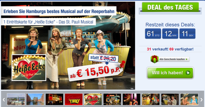 Hamburg Musical