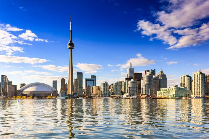 Toronto Tipps Skyline