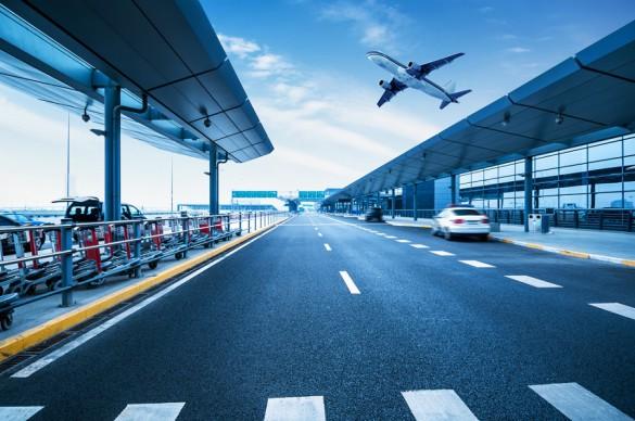Google Airport, Flughafen, Larry Page
