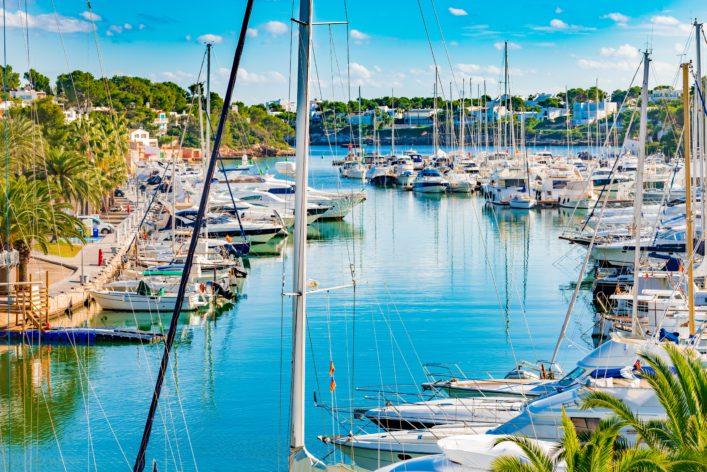 Mallorca Cala d'Or Santanyi_shutterstock_574527958