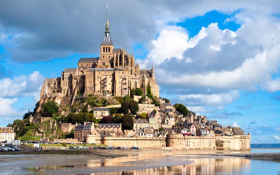 Mont Saint Michel Ein St 252 Ck Lebendige Geschichte