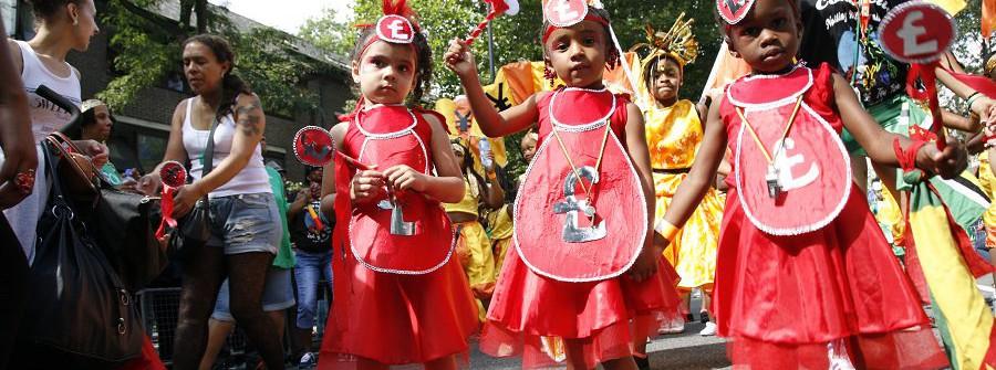 Notting Hill Carnival Kidsparade