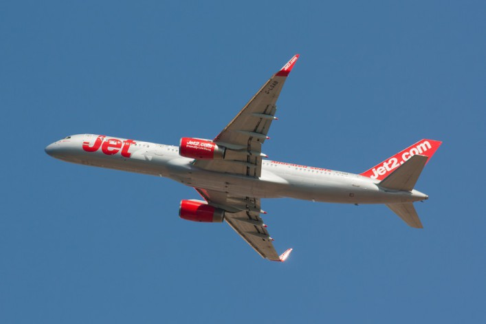 Jet2.com Flying High at Five Derby