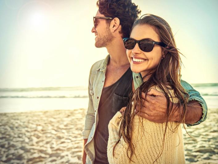 Die richtige Sonnenbrille finden Tipps