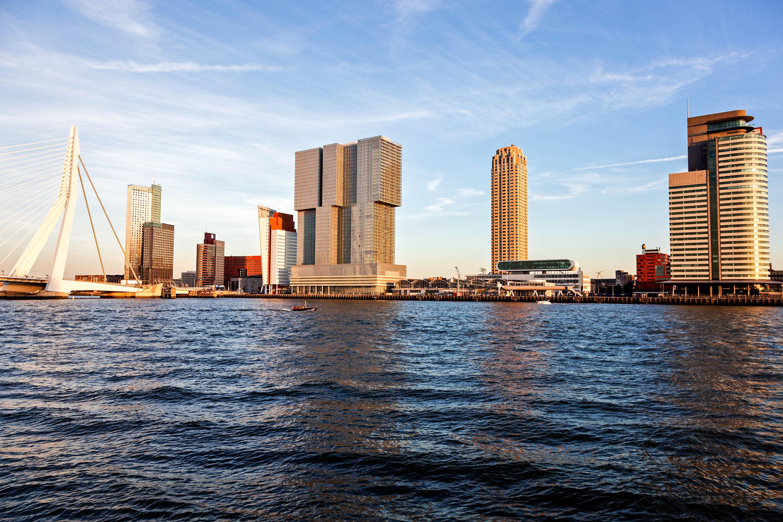Wochenende in rotterdam 3 tage im 5 sterne designhotel for Designhotel niederlande