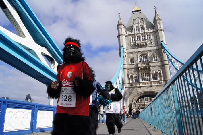 Great Gorilla Run London
