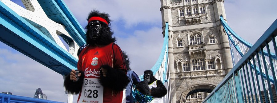 Great Gorilla Run London