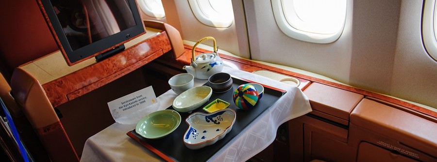 Suite bei Singapore Airlines