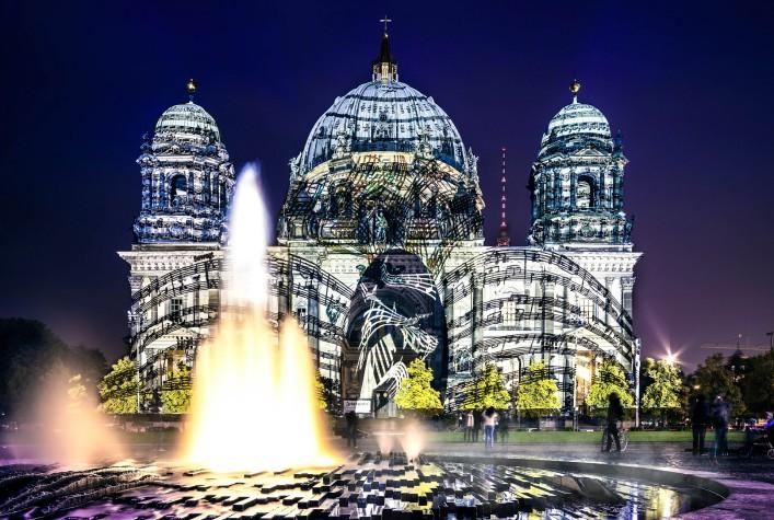Berlin Events 2016 Berlin leuchtet Berliner Dom