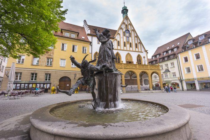 Ambergs mittelalterliche Altstadt