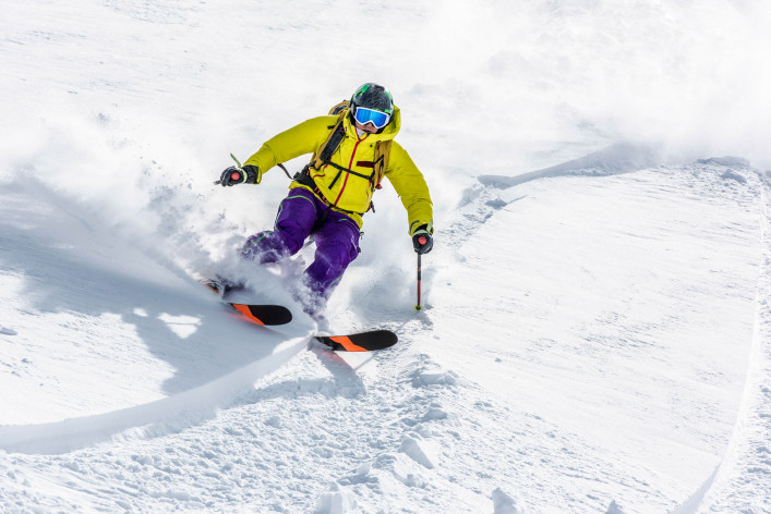 Skigebiete Deutschland