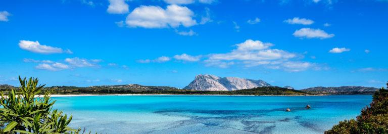 Sardinia, beach.