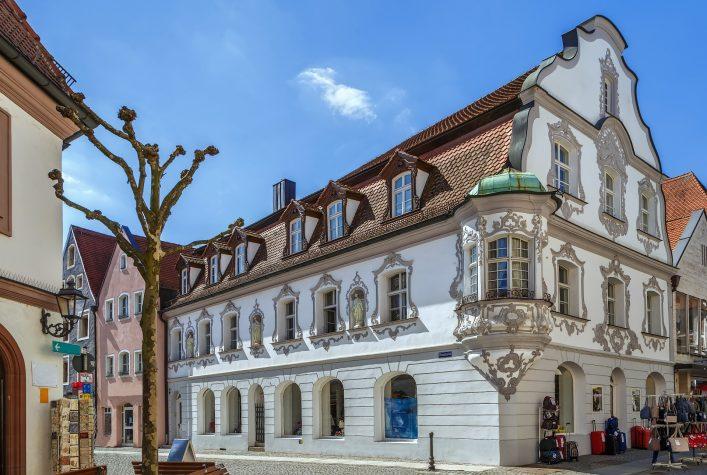 Das Eh'häusl in Amberg ist das kleinste Hotel der Welt