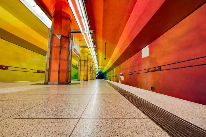 Metrostation München