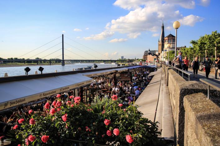 Düsseldorf Tipps Gastronomie