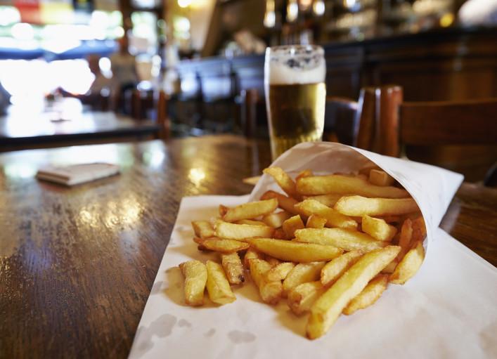 Brüssel Tipps belgische Pommes und Bier