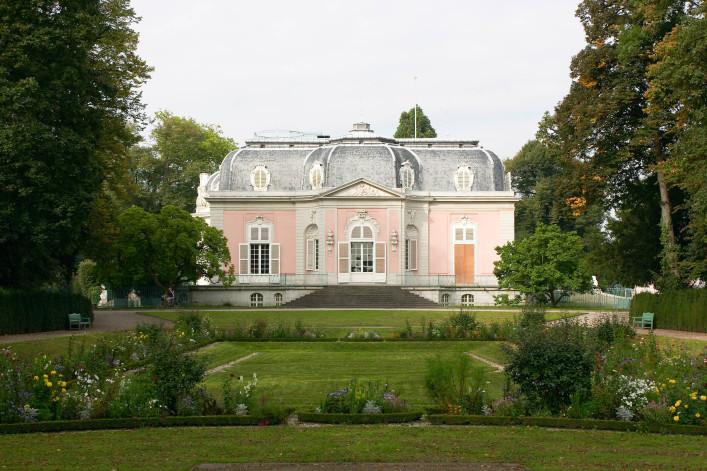 Düsseldorf Tipps Schloss Benrath