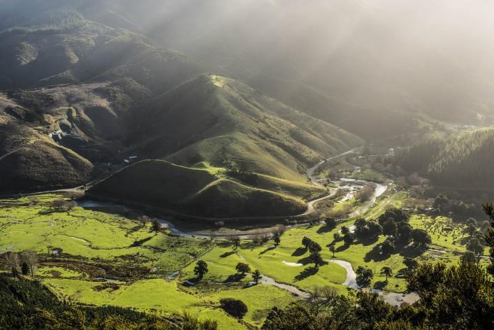 Drehorte der Hobbit Neuseeland Nelson
