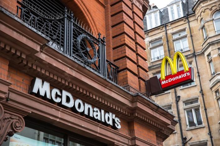 McDonald's – Victor Maschek  Shutterstock.com