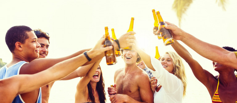 Partystrände Mallorca