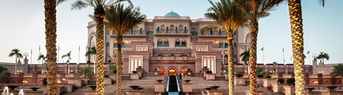 Emirates Palace Abu Dhabi shutterstock_136022369