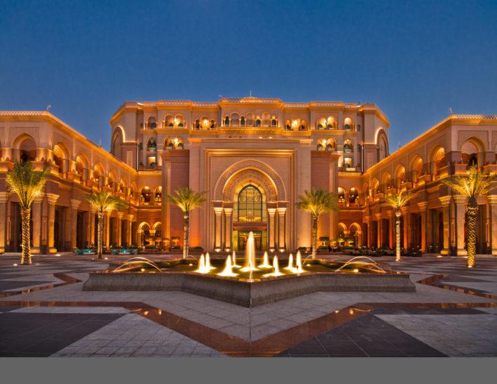 Emirates Palace Abu Dhabi shutterstock_142330873