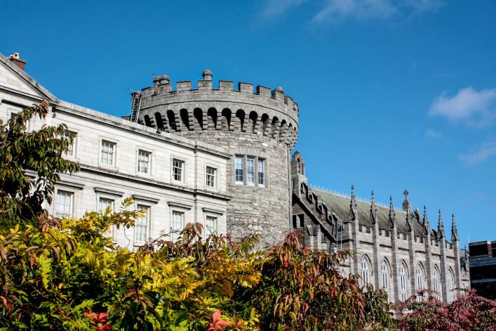Historic Dublin Castle iStock_000007513353_Large-2