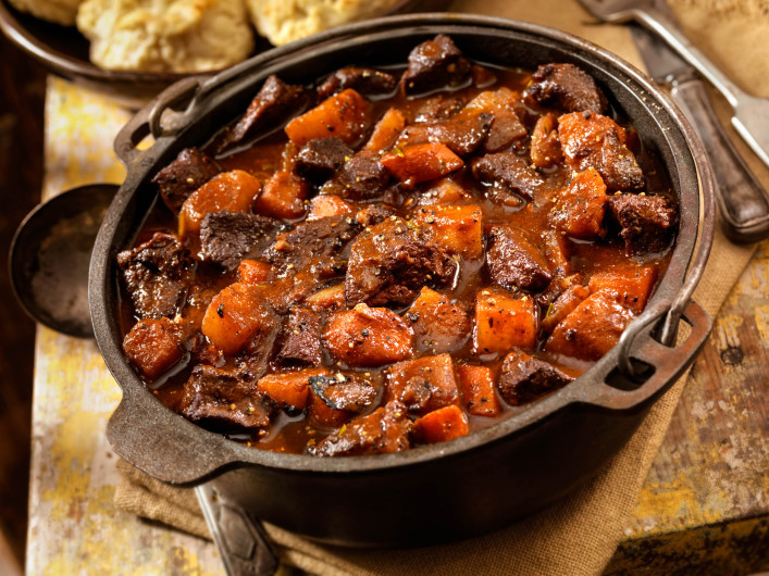 Irish Stew with Biscuits iStock_000021392191_Large-2