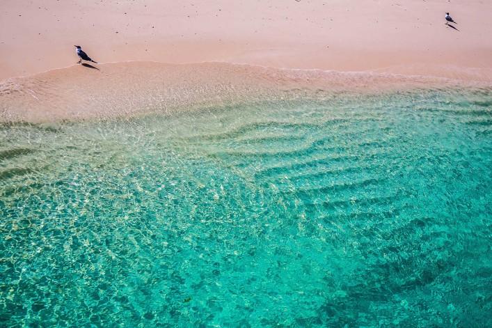 außergewöhnliche strände harbour island bahamas