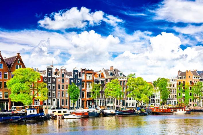 Amsterdam Tipps Grachten Boote