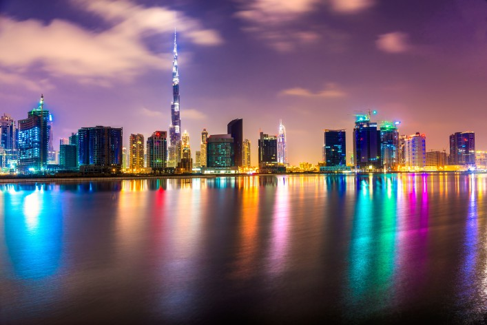 Burj Khalifa Dubai shutterstock_222100351