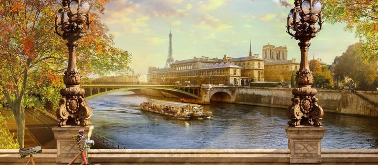 Städte zum Verlieben Paris