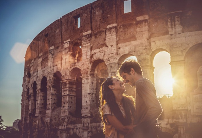 Städte zum Verlieben Rom