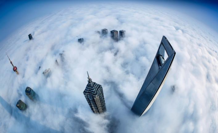Shanghai Tipps Wolkenkratzer