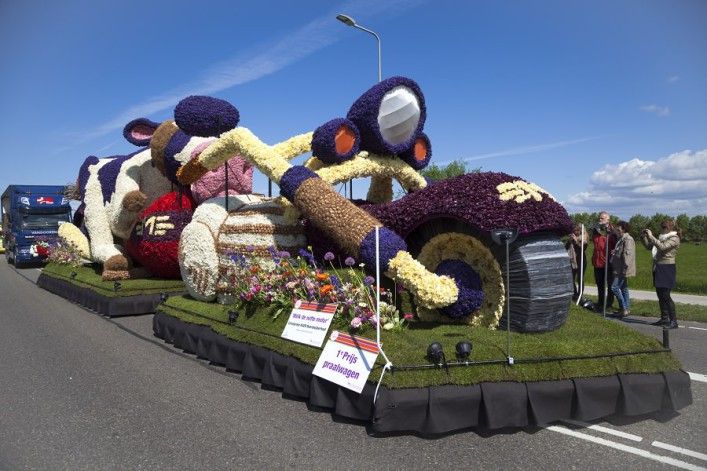 Blumencorso Holland