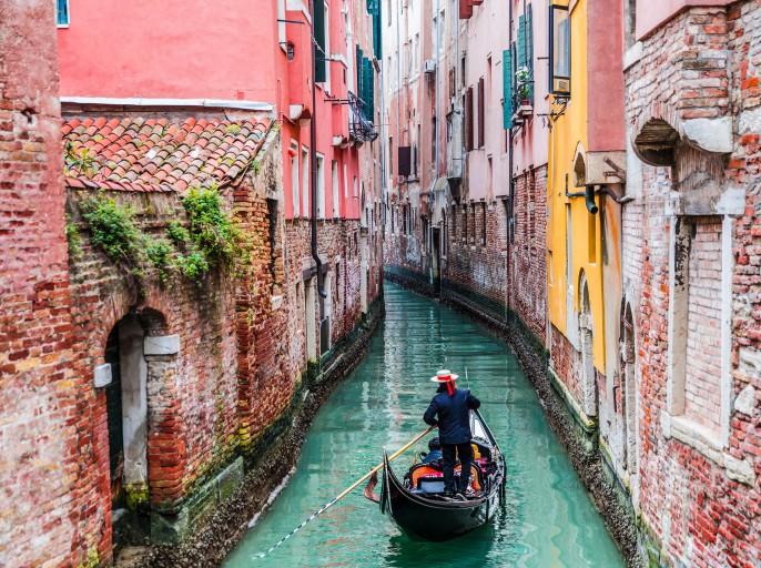 Städte zum Verlieben Venedig