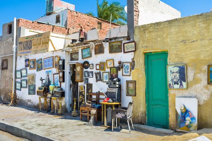 Hurghada_Ägypten_Markt_Stadt_eFesenko  Shutterstock