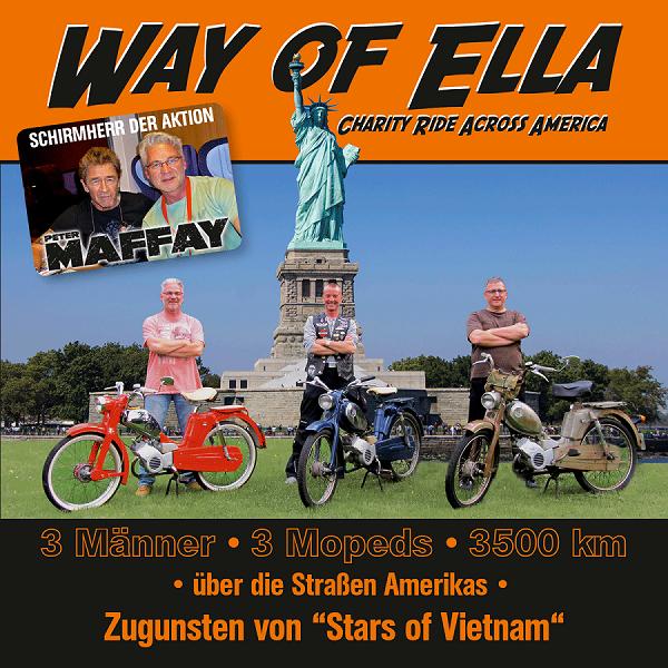 Way of Ella – Zugunsten von Stars of Vietnam