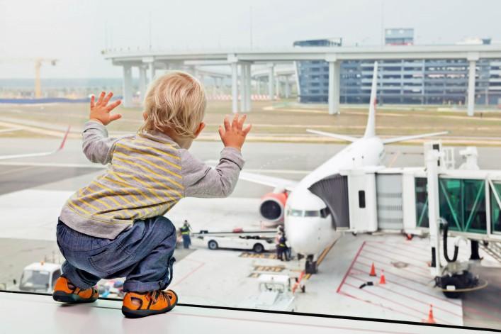 Tipps für das Reisen mit Kleinkind
