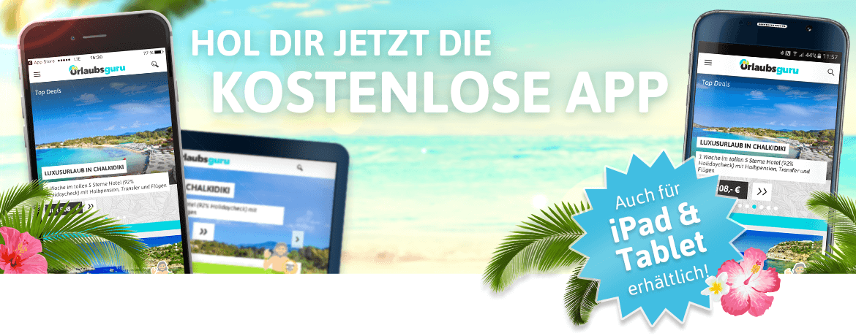 Urlaubsguru App