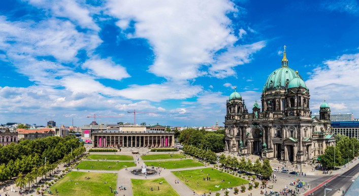 Berlin Germany Shutterstock 327404363