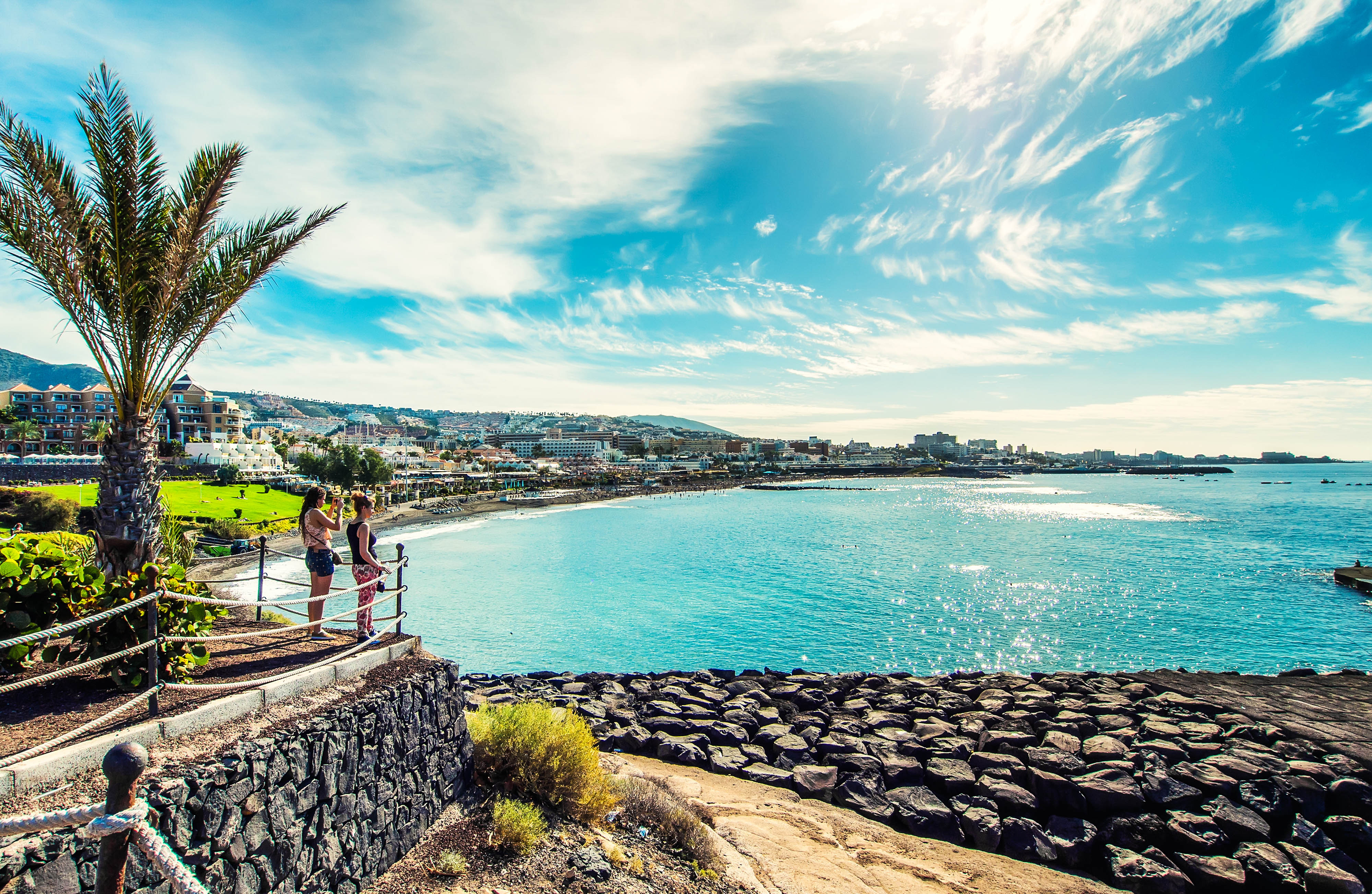 Fanabe Beach Hotel Tenerife