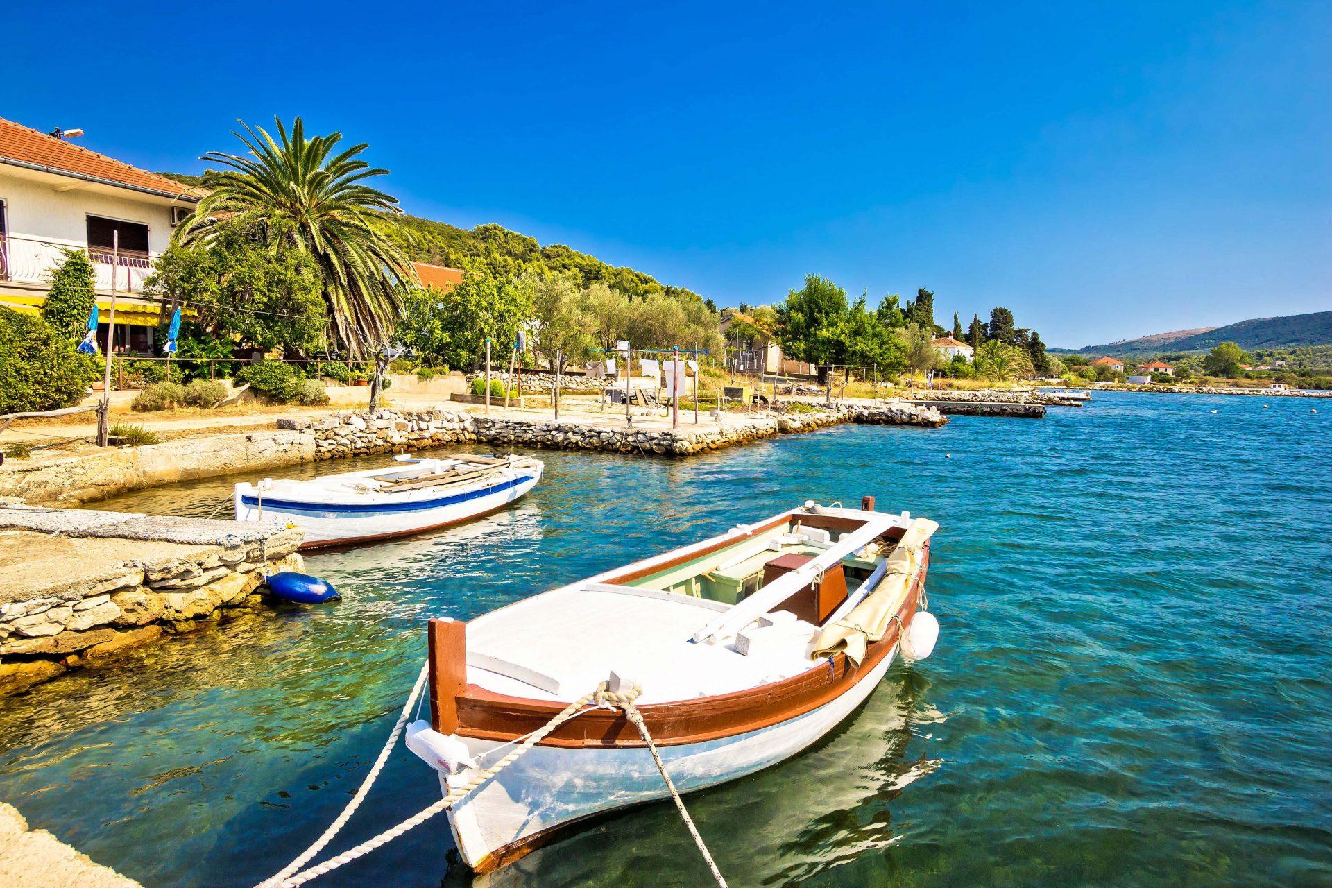 Insel Geheimtipp Dugi Otok in Kroatien mit schönen Fischerdörfern