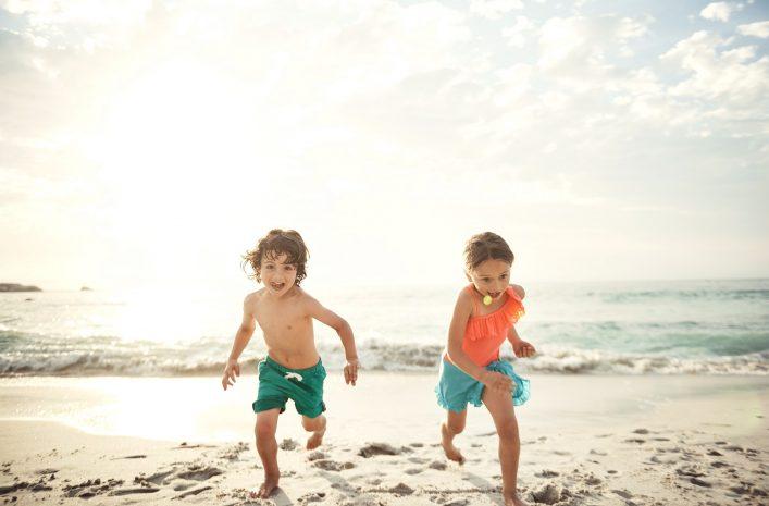 Reisen mit Kleinkind, Fliegen, Tipps, Urlaubsziele