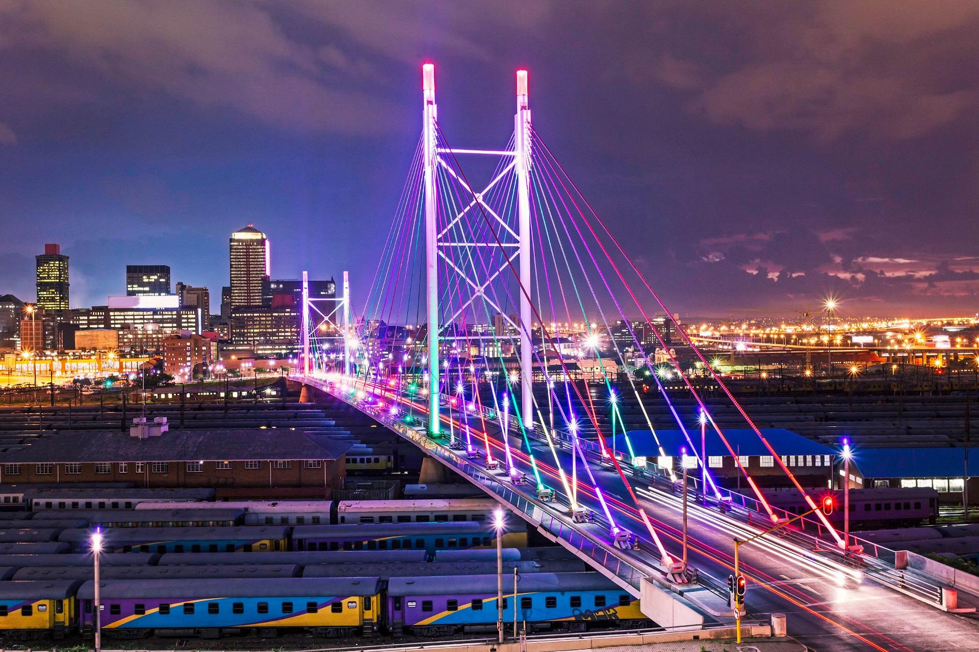 Johannesburg Gefährlichste Stadt Der Welt