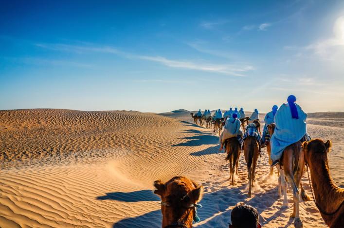 Tunesien Tipps Sahara