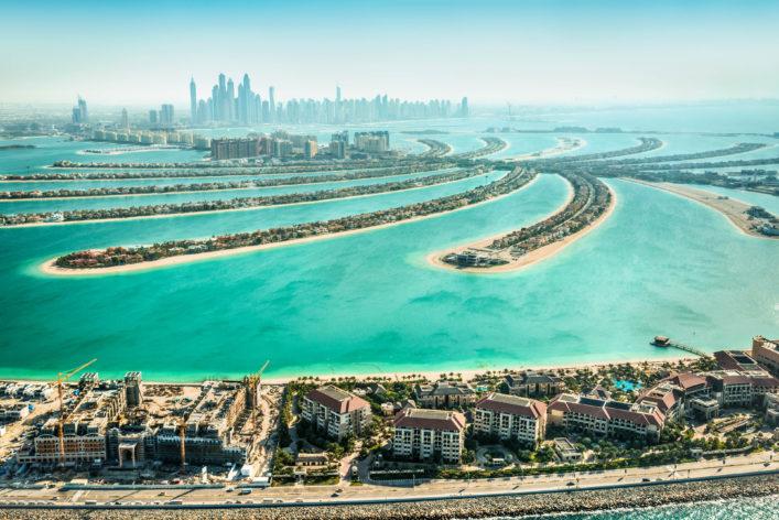 Auswanderer in Dubai