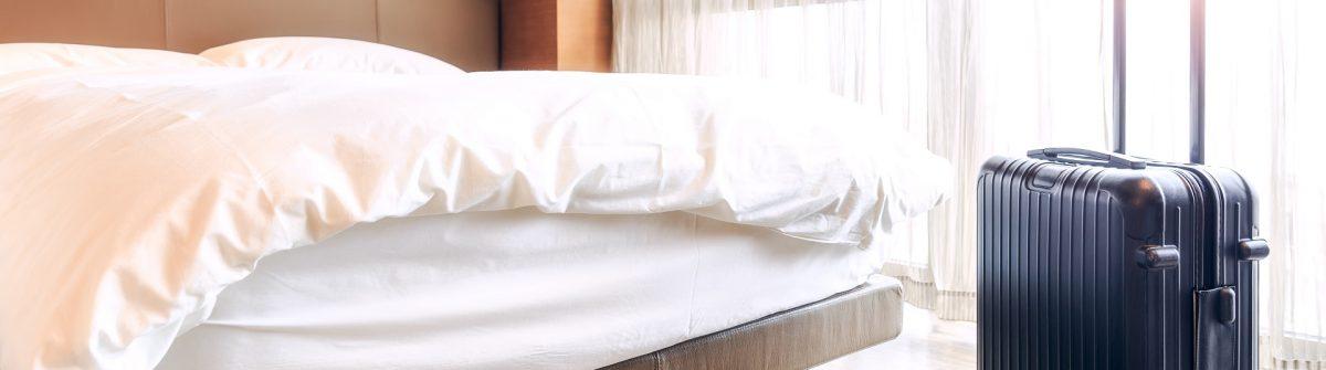 Bettwanzen, Hotel, Reise, Gepäck