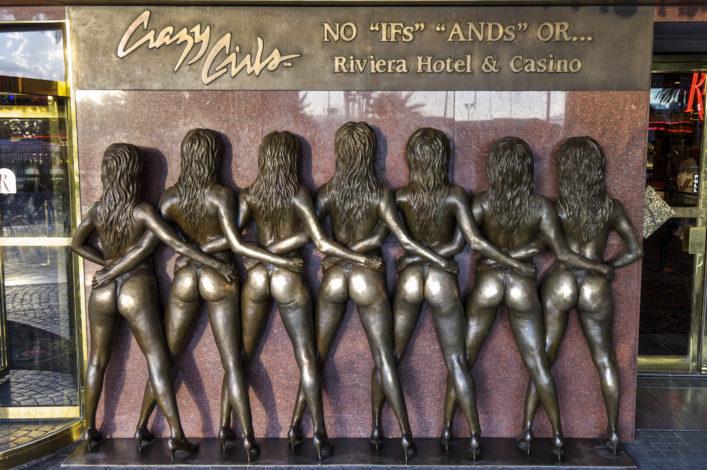 Glück, Crazy Girls Las Vegas