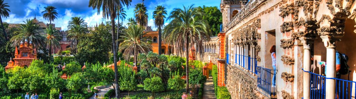 Reales Alcazares in Seville shutterstock_342325979 EDITORIAL ONLY Danor Aharon-2